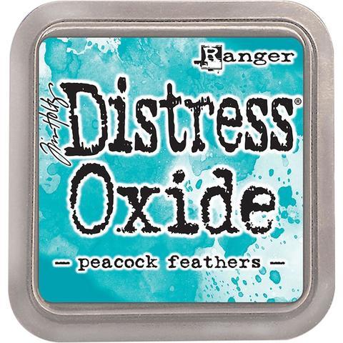 Подушечка Distress OXIDE  -Ranger - Peacock Feathers