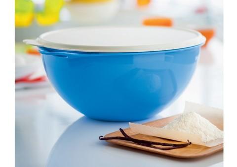 Замесочное блюдо (Милиан) (7,5 л) в синем цвете