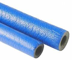 Трубка Energoflex Super Protect S 28/6-2 (толщина 6 мм.), синий - 1 м.