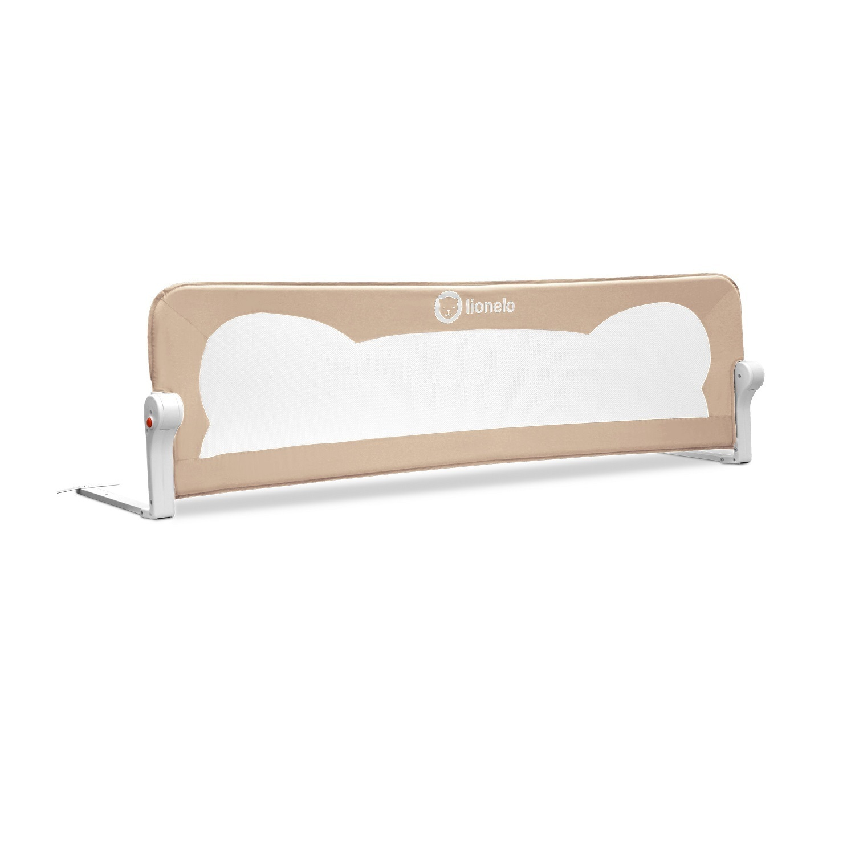 Барьер безопасности для кровати Lionelo LO-Eva Beige