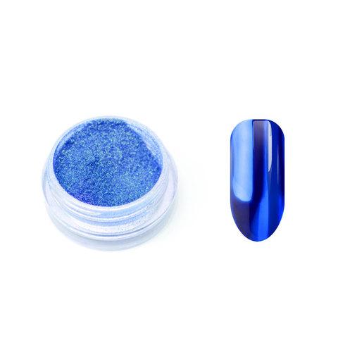 Металлическая втирка TNL (синяя)