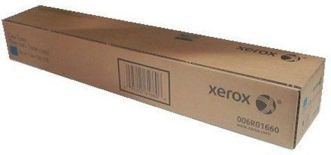 Тонер-картридж голубой для XEROX Color C60 / C70. Ресурс 34К (006R01660)