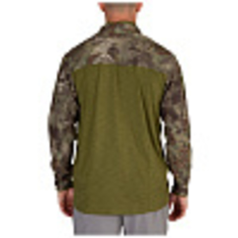 Рубашка Kryptek Rapid Half Zip, L/S