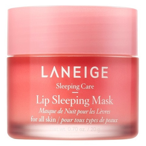 Маска для губ ночная питательная LANEIGE Lip  berry, 3 гр.