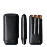 Футляр для трёх сигар Colibri CB C-10020CC