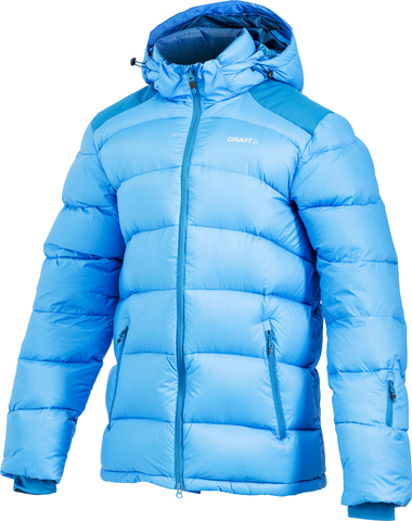 Куртка-пуховик Craft Down мужская blue
