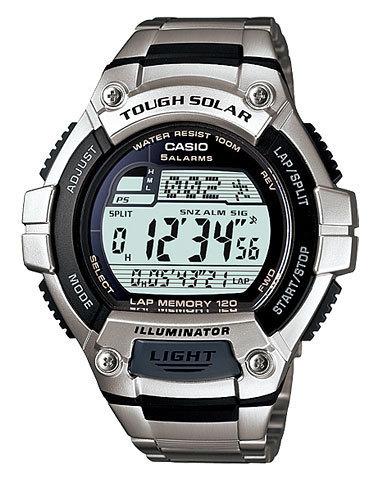 Купить Наручные часы Casio W-S220D-1A по доступной цене