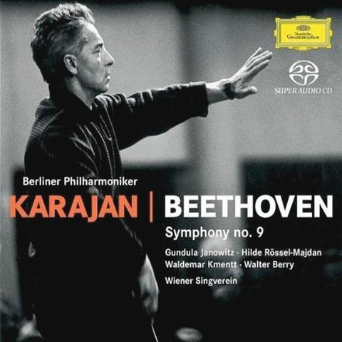 Berliner Philharmoniker, Herbert Von Karajan / Beethoven: Symphony No. 9 (SACD)