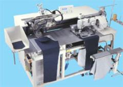 Фото: Швейная машина-автомат Juki AVP875-AMZ999ZSZ