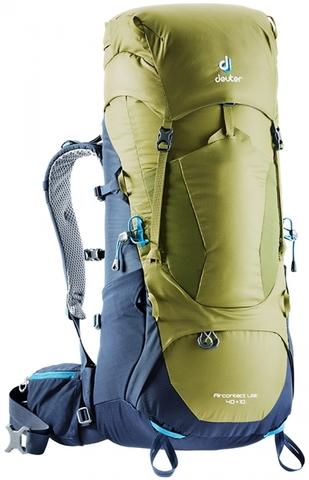 рюкзак туристический Deuter Aircontact Lite 40+10
