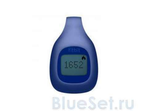 Трекер-Шагомер Fitbit Zip Wireless Activity Tracker Blue (синий)