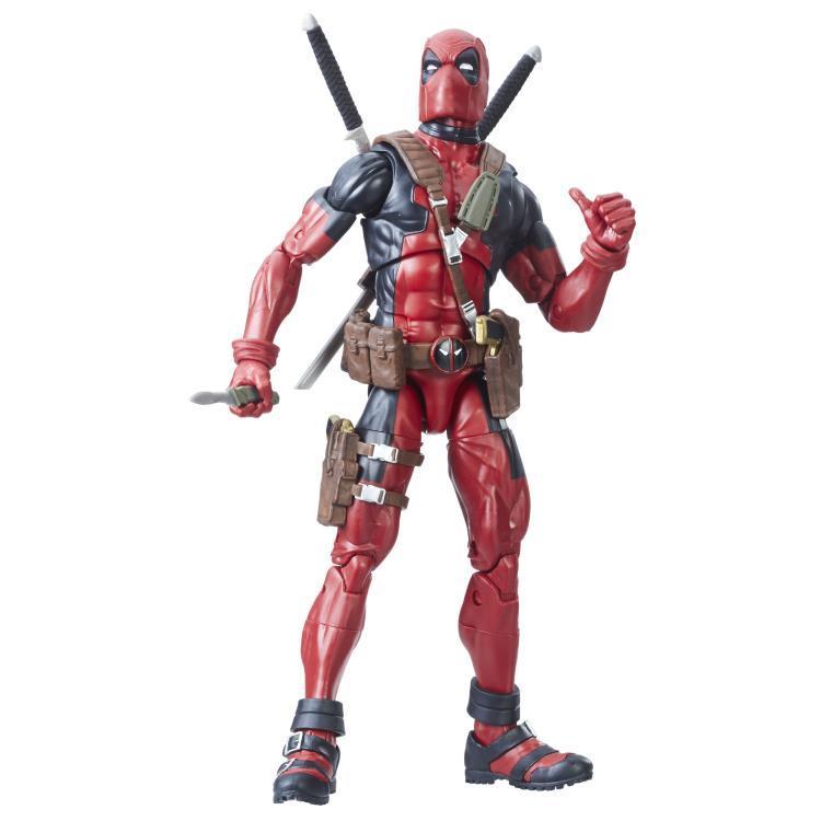 Фигурка Дэдпул (Deadpool) Marvel Legends Deluxe 30 см