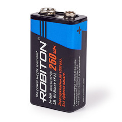 NiMH-аккумулятор «Крона» (250 мАч)