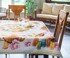 Скатерть 140x140 Blonder Home Tea Time