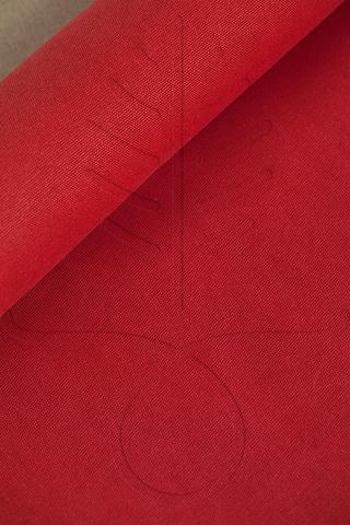 Мраморный канвас, цвет красный