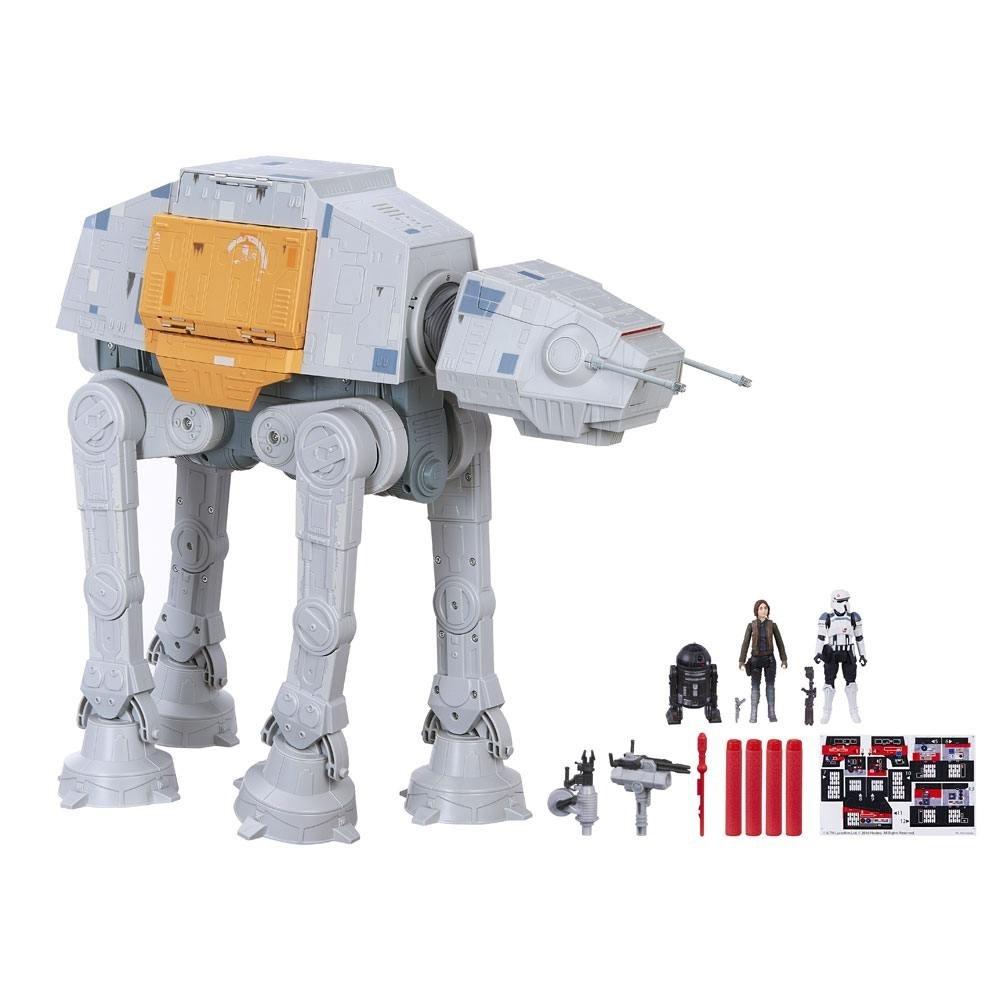 Звездные войны Шагоход AT-ACT на дистанционном управлении с фигурками — Star Wars Fire Imperial AT-ACT R/C