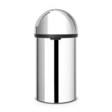Мусорный бак Push Bin (60 л), Полированная сталь, арт. 402623 - превью 2