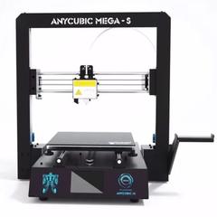 Фотография — 3D-принтер Anycubic Mega-S