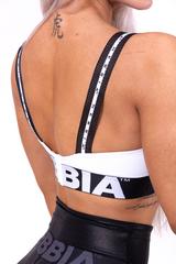 Женский топ Nebbia airy straps sport bra 693 white