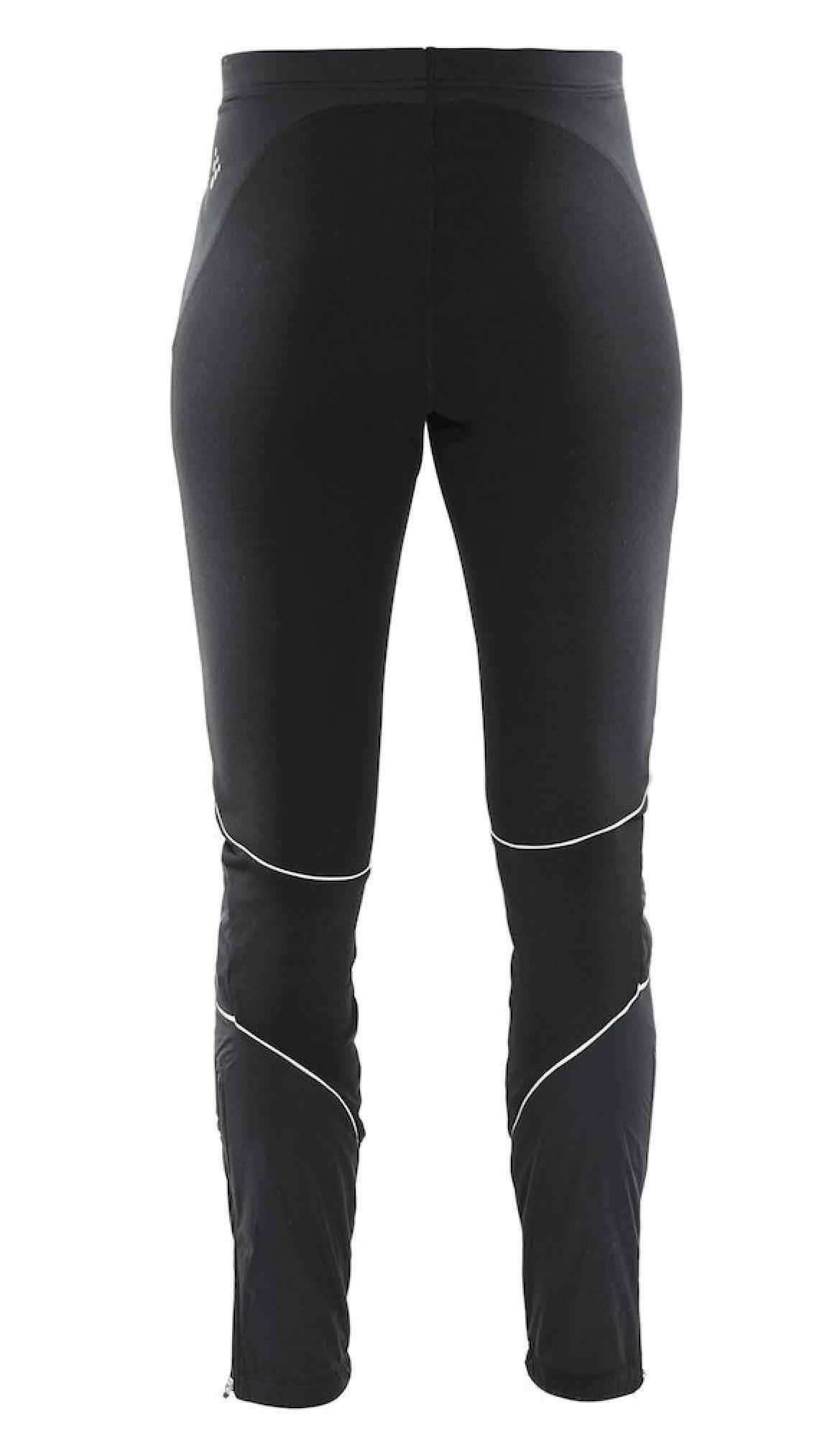Женские лыжные брюки Craft XC Storm Tights (1903694-1999) черный