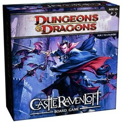 Dungeons and Dragons Boardgame: Castle Ravenloft / Подземелья и драконы: Замок Равенлофт
