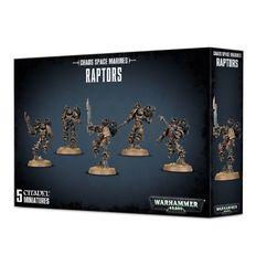 Chaos Space Marines Raptors / Warp Talons