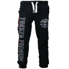 Штаны черные Yakuza Premium 2850