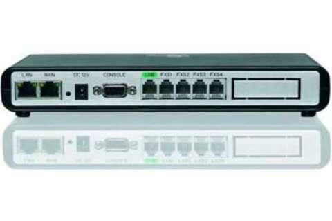 VOIP шлюз Grandstream GXW 4004