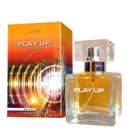 Парфюмерная вода с феромонами Lady Lux - Play Up