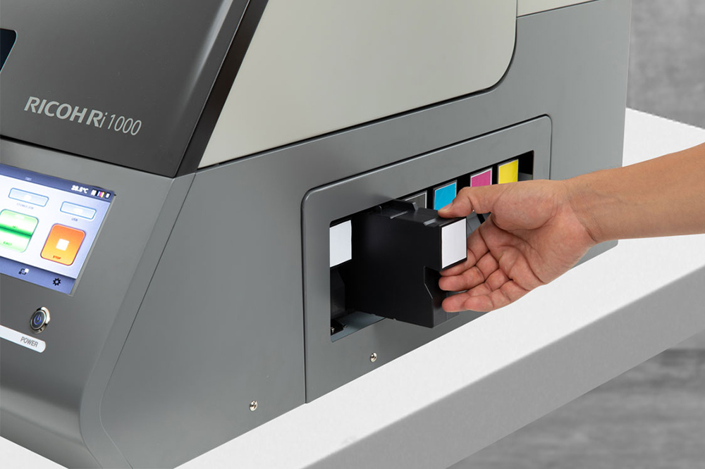 Принтер для печати на футболках Ricoh Ri 1000