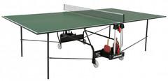 Теннисный стол Donic Indoor Roller 400 (зеленый)