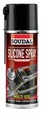Silicone Spray Силиконовая смазка Soudal 400мл (6шт/кор)