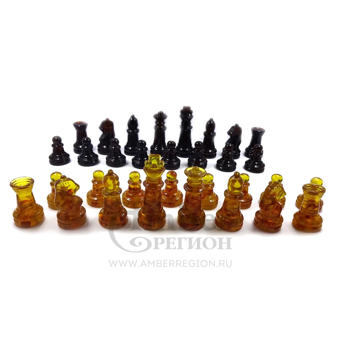 Шахматы малые для досок 25*25 см (10 комплектов)