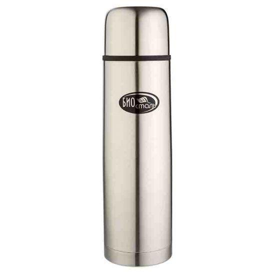 Термос Biostal (0,75 литра), стальной*