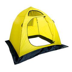 Палатка рыболовная зимняя Holiday EASY ICE 150х150 жел.