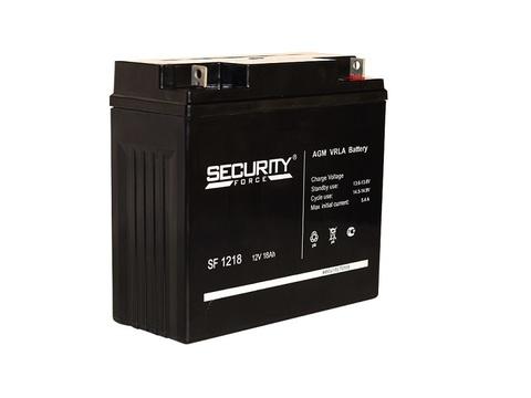 Аккумуляторная батарея Security Force SF 1218