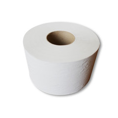 Бумага туалетная д/дисп 1сл сер макул втул 200м 12рул/уп 200N1