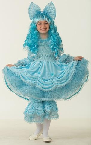 Карнавальный костюм Мальвины