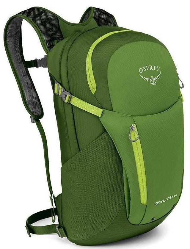 Городские рюкзаки Рюкзак Osprey Daylite Plus 20 Granny Smith Green daylite_plus_f19_side_granny_smith_green_1.jpg