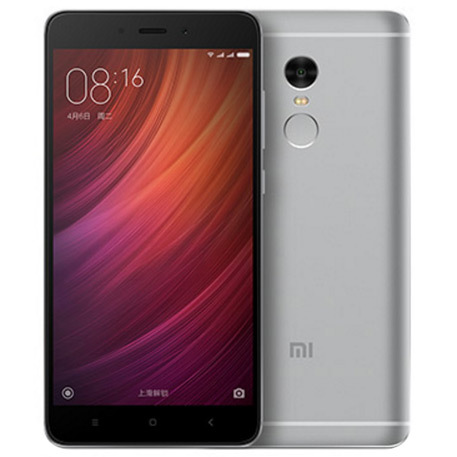 Смартфон Xiaomi Redmi Note 4 64Gb Gray