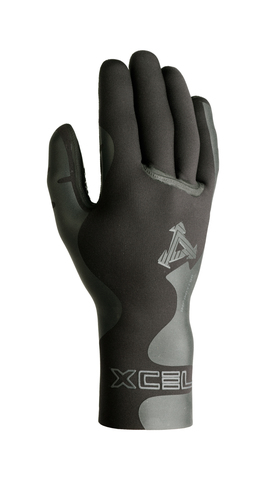 Перчатки XCEL Infiniti 5 Finger Glove 5mm