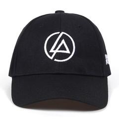 Кепка Линкин парк (Бейсболка Linkin Park) черная