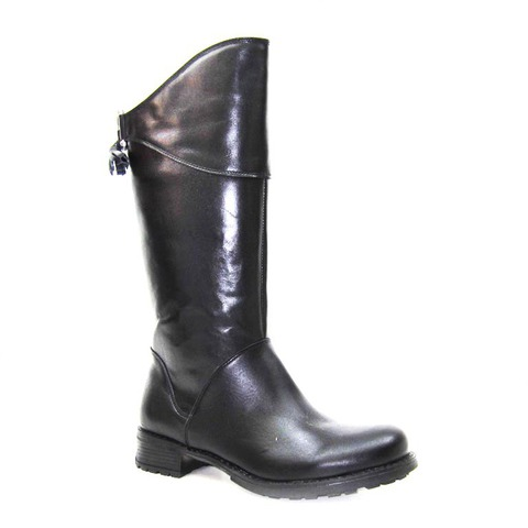 506577 сапоги женские. КупиРазмер — обувь больших размеров марки Делфино