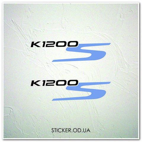 Набор наклеек BMW K1200S (2 шт.)