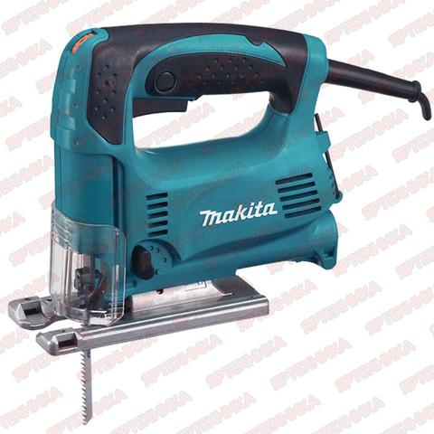 Лобзик Makita 4329x1 + набор пилок Makita