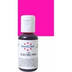 Краска краситель гелевый ELECTRIC PINK 164, 21 гр