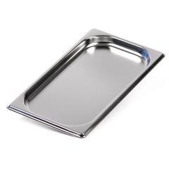 Гастроемкость GN 1/3 327х176х20 мм, нержавеющая сталь