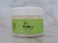 Соль для ванны с ароматом Пудра ElaiaSpa 130 гр
