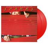 Sparks ‎/ The Best & The Rest Of The Island Years 74-78 (Coloured Vinyl)(2LP)