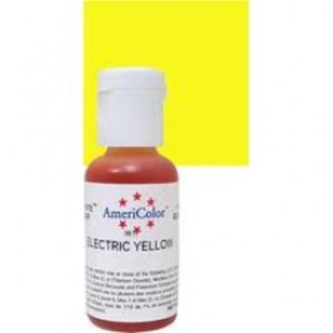 Краска краситель гелевый ELECTRIC YELLOW 161, 21 гр